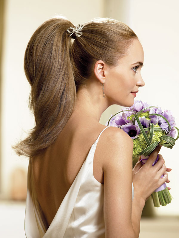 Beautiful wedding hairstyles - Clip-hair-extensions.com